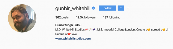 gunbir singh sindhu ig verification